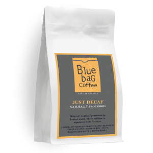Just Decaf – Naturally Processed