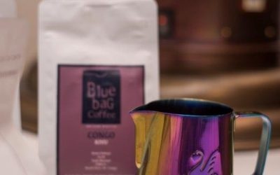 Blue Bag Coffee @ BandBTrust in Ruse