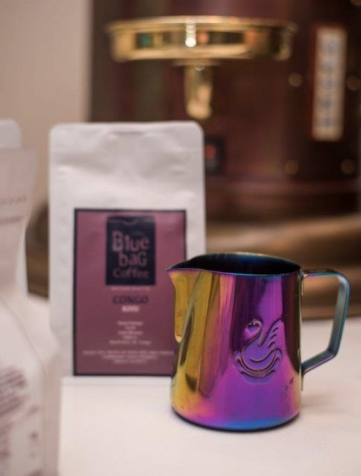 Blue Bag Coffee на гости на BandBTrust в Русе